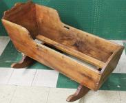American Walnut Cradle